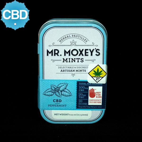 Moxey cbd peppermint