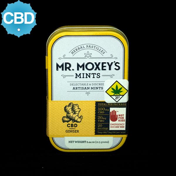Moxey cbd