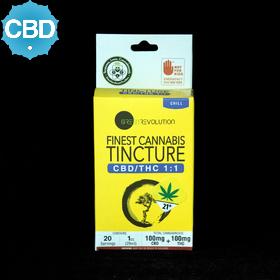 1:1 CBD/THC Tincture