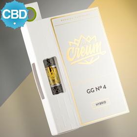 CBD GG #4 Cartridge
