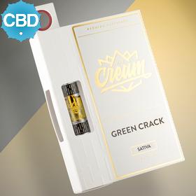 CBD Green Crack Cartridge