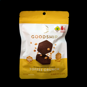 Toffee Crunch Tokens