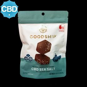 CBD Sea Salt Tokens