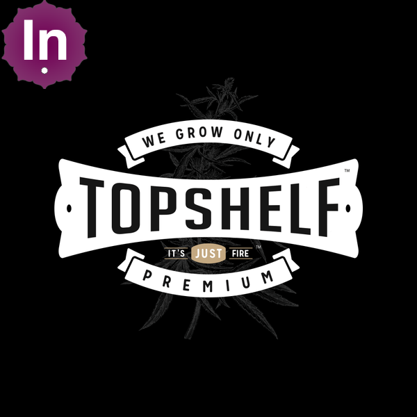 Top shelf logo 1000