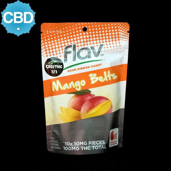 Flav mango belts