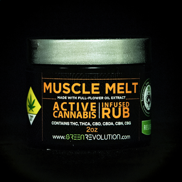 Green reveloution muscle melt