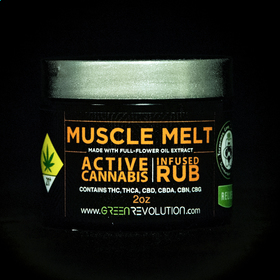 Muscle Melt Salve