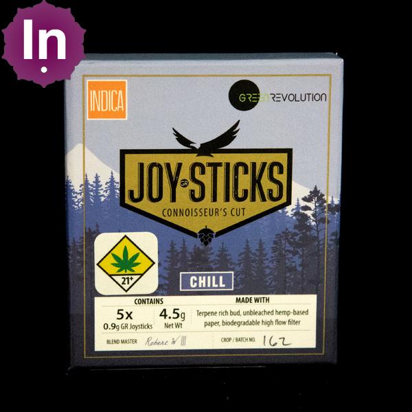 Joysticks indica