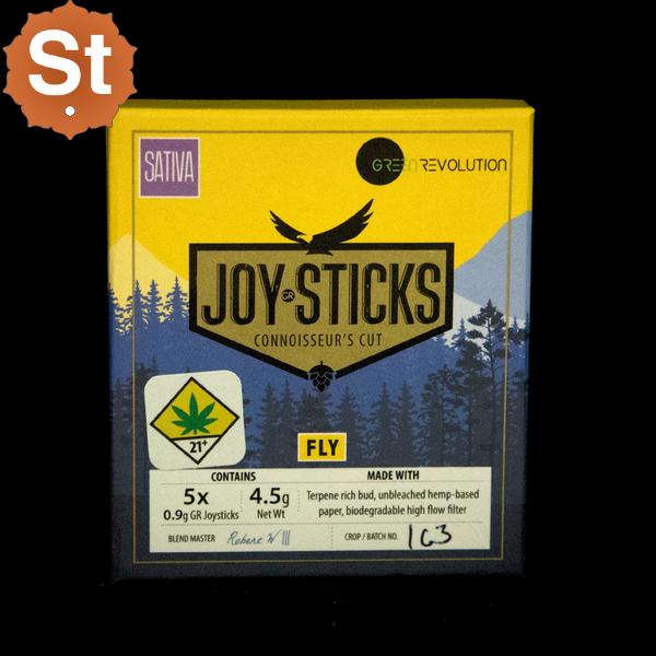 Joysticks sativa