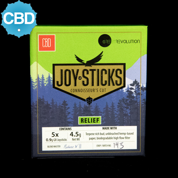 Joysticks cbd