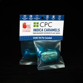 Indica Caramels 2pk