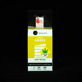 Awake Sativa Spray Tincture