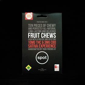 Orange Cream Sativa Fruit Chews