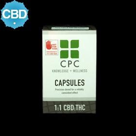1:1 CBD Capsules