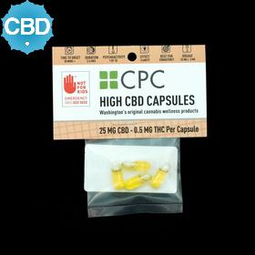 CBD 50:1 Capsules