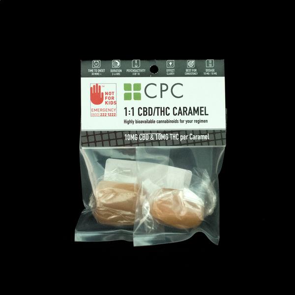 Cpc  1 to 1 caramel