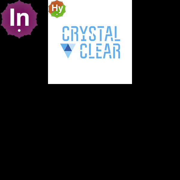 Crystal clear website
