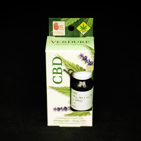 Lavender vanilla tincture
