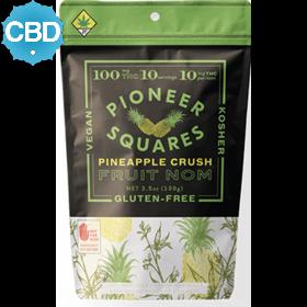CBD Pineapple Crush Fruit Nom