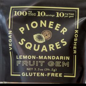 Lemon Mandrin Fruit Nom