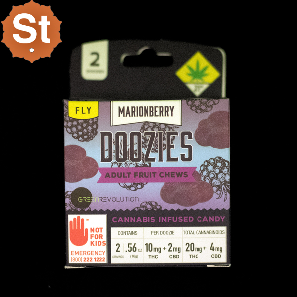 Marionberry doozies