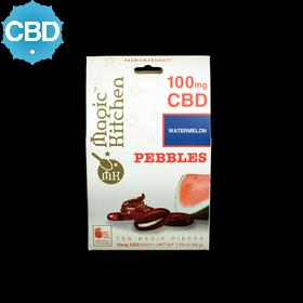 CBD Watermelon Pebbles