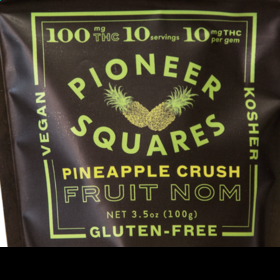 Pineapple Crush Fruit Nom