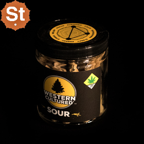 Seatown Lemon Haze Joint Jar