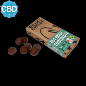 CBD 10:1 Milk Chocolate