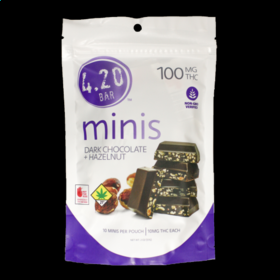 4.20 Dark Chocolate Hazelnut Minis